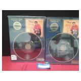 2 Elvis Presley RIAA Certified Platinum Record