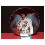 Elvis Presley Plate