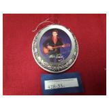 Elvis Presley Musical Ornament