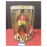 Vintage Elvis Figure Jail House Rock Appt 11""