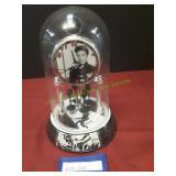 Vintage Elvis Presley Globe Clock