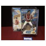 Vintage Elvis Presley Figure Blue Hawaii