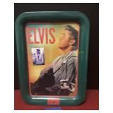 "Vintage Elvis Presley TV Tray 17 1/2"" X 13"""