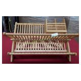 Totally Bamboo Dish Drainer