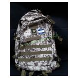 Us Army Camo Backpack
