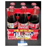 Coca-Cola 6Pk 8oz Fort Worth Celebrating 150Years