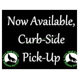 Curb-Side Pick-Up Now Available