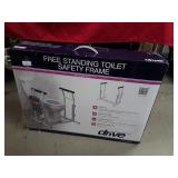 Drive Free Standing Toilet Safety Frame