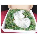 "Arbor Artificial Boxwood Wreath 18""X18"""