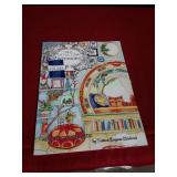 Adult Coloring Book Nice Little Towns Interiors
