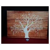 "Tree Canvas Wall Art 16""X24"""