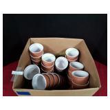 Cermer Culina Yogurt Bowls 4oz Oven/Freezer Safe