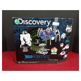 Discovery Robotics Build & Create