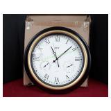 Bew Outdoor Clock Hygrometer/Thermometer