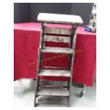 "3-Step 48"" Wooden Ladder"