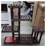 Giantex 6 Layer Wooden Flower Rack