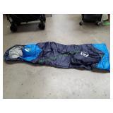 Stwmerry Sleeping Bag  Blue/Navy Blue
