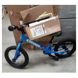Strider 14X Boys Bike, Blue
