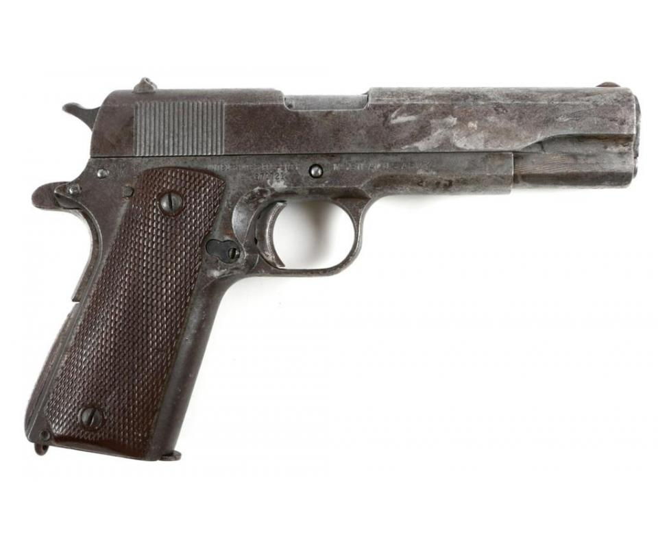 FIREARM AUCTION - Military, Antique, Modern & Machine Guns