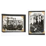WWII ITALY ORIGINAL MUSSOLINI DEATH PICTURES