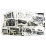 WWII US ARMY SIGNAL CORPS 8X10 PHOTO LOT OF 114