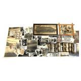 LARGE LOT OF WWII MILITARY PHOTOGRAPHS