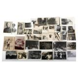 WWII GERMAN ARMY MILITARY PICTURE MIXED LOT OF 45