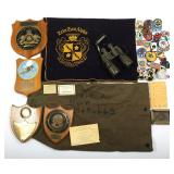 BONANZA LOT OF MILITARY COLLECTIBLES