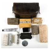 WWII GERMAN MEDIC FIRST AID KIT