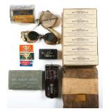 WWII GI PERSONAL ITEM  MIXED LOT OF 11