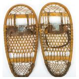 WWII US ARMY MOUNTAIN TROOPS SNOW SHOES DATED 44
