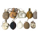 WORLD MILITARY ARMY CANTEEN MIXED LOT OF 10