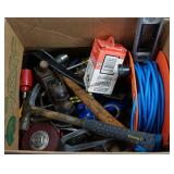 Box of Mixed Tools