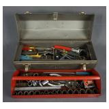 Craftsman Portable Tool Box Full of Tools
