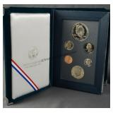 1990 U.S. Mint Prestige Proof Coin Set
