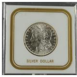 1886 Morgan BU Silver Dollar