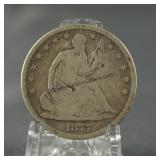 1877-S Seated Liberty Half Dollar