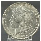 1886 BU Morgan Silver Dollar