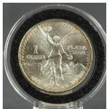 1985 Mexican 1oz. Silver Libertad