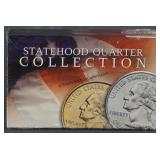 2007 P, D & Gold Edition State Quarter Sets