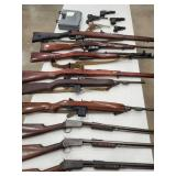Firearms Guns and Ammo Online Auction Sept 24 at 7 PM CST