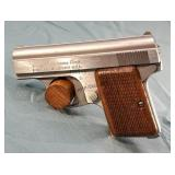 Bauer 25 Automatic Baby Browning Pistol