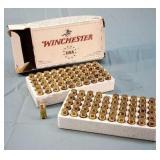 Winchester Box of 100 40 S&W 165gr. FMJ Ammunition
