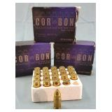 3 Boxes 60 Rds Corbon 357 Sig 125gr HP Match Ammo