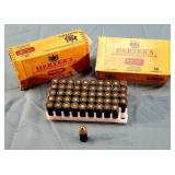 100 Rds 2 Boxes Herter