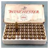 Box of 50 Winchester WinClean 9mm 115gr BEB