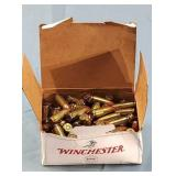 Box of 100 Winchester 9mm 115gr. FMJ Ammunition