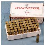Box of 50 Winchester 357 Mag 110gr JHP Ammunition