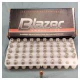 Box of 49 CCI Blazer 25 Auto 50gr FMJ Ammo