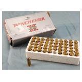 Box of 50 Winchester 25 Auto 45gr XP Ammunition